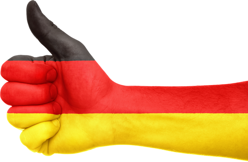 germany hand