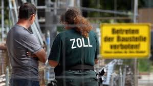 zoll paspoort controle